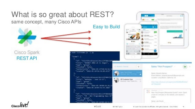 Webex APIs for Admins - Cisco Live Orlando 2018 - DEVNET-3610