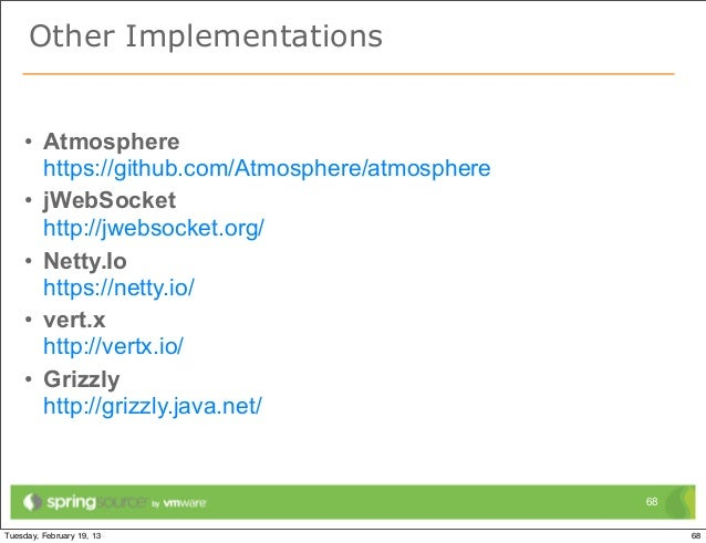 DevNexus 2013 - Introduction to WebSockets