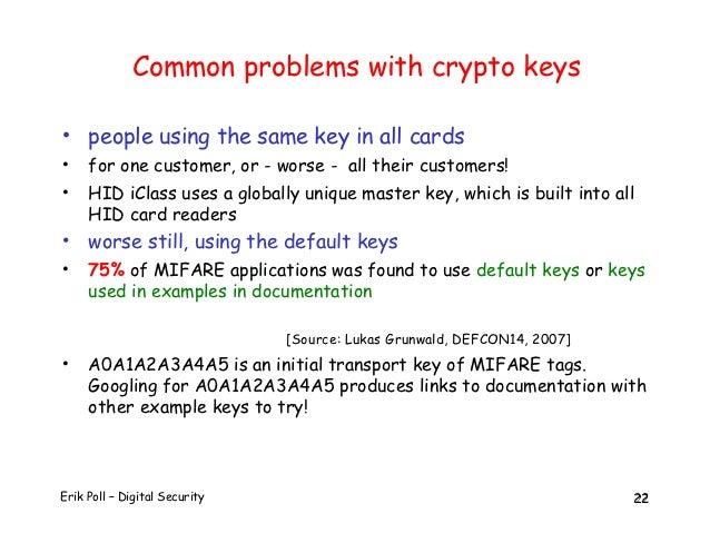 Hacking Smartcards & RFID