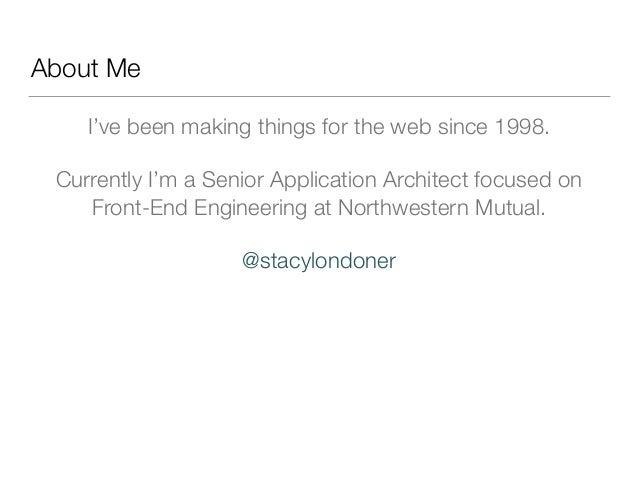 Refactoring Large Web Applications with Backbone.js Slide 2