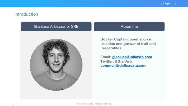 How to Use the TICK Stack, CoreOS, & Docker to Make Your SaaS Offering Better Slide 3