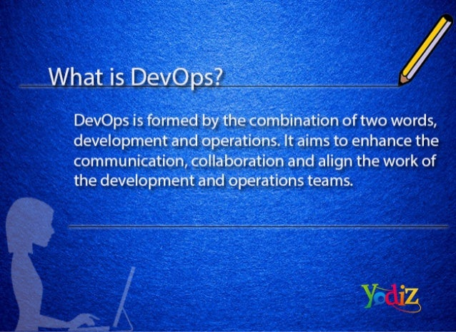 Devops Introduction for an Agile Team