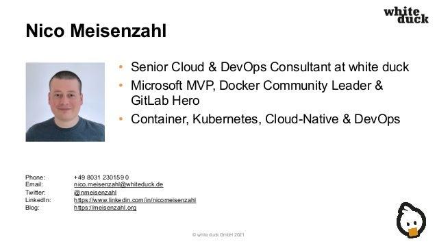 Microsoft DevOps Forum 2021 – DevOps & Security Slide 2
