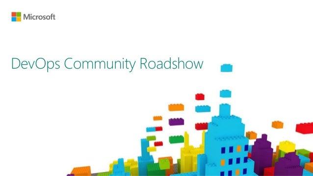 DevOps Community Roadshow