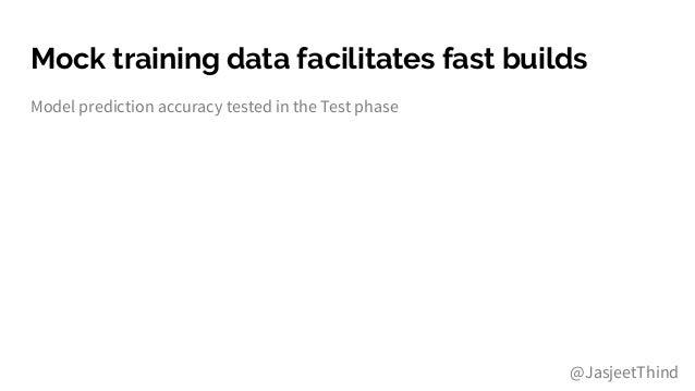 DevOps and Machine Learning (Geekwire Cloud Tech Summit)