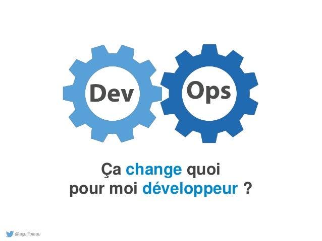 @aguilloteau Ça change quoi pour moi développeur ?