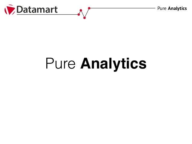 Pure Analytics Pure Analytics