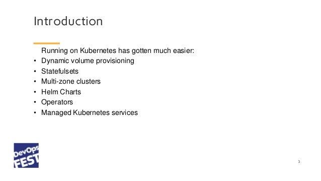 DevOps Fest 2019. Stanislav Kolenkin. Сonnecting pool Kubernetes clusters: Federation and Networks Slide 3