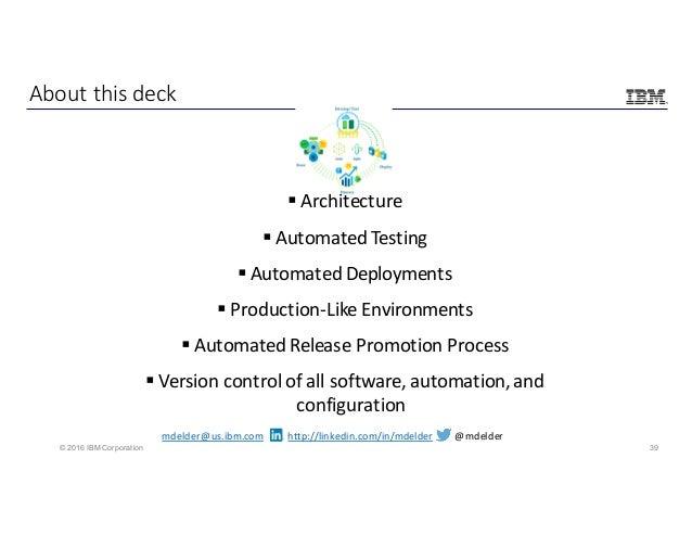 DevOps for IBM Commerce
