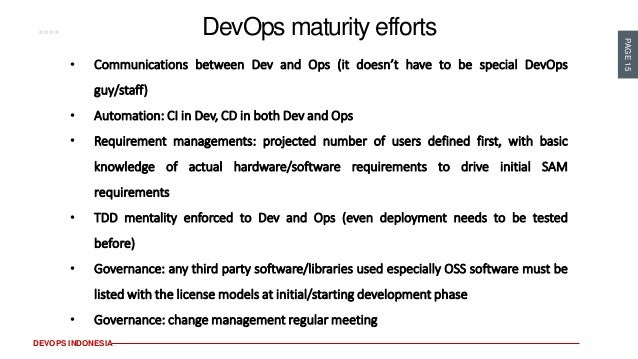 DevOps Indonesia #12 - Adopting DevOps as culture using