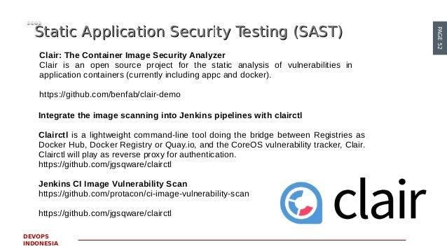 Vulnerability Scanning Tools Github