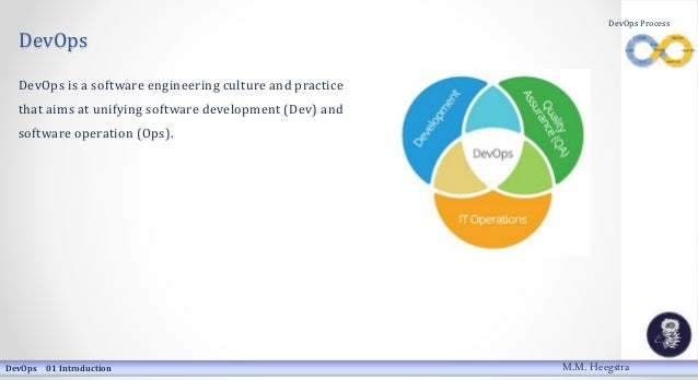 DevOps DevOps is a software engineering culture and practice that aims at unifying software development (Dev) and software...
