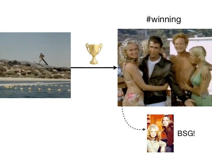 #winning       BSG!