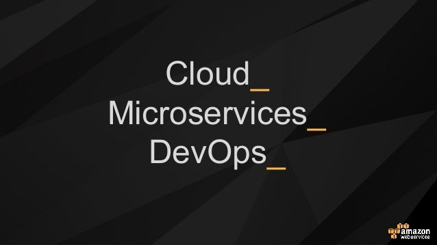 Cloud_ Microservices_ DevOps_ 요즘 이런 용어들이 유행입니다!