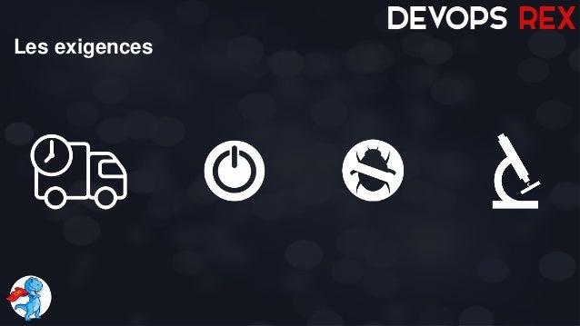 [devops REX 2017] Dev rencontre Ops, un an après Slide 3