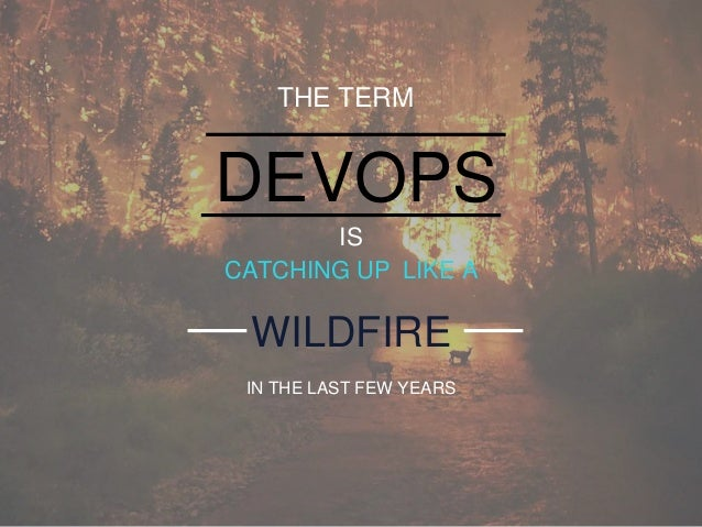 Devops Skills Survey Slide 2