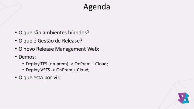 DevOps Summit 2016 - Release Management em Ambientes Híbridos Slide 2