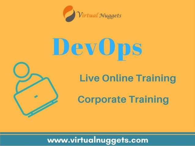 DevOps is an amalgamation of software development and operations— and as its name propose, it's a joining of these two gro...