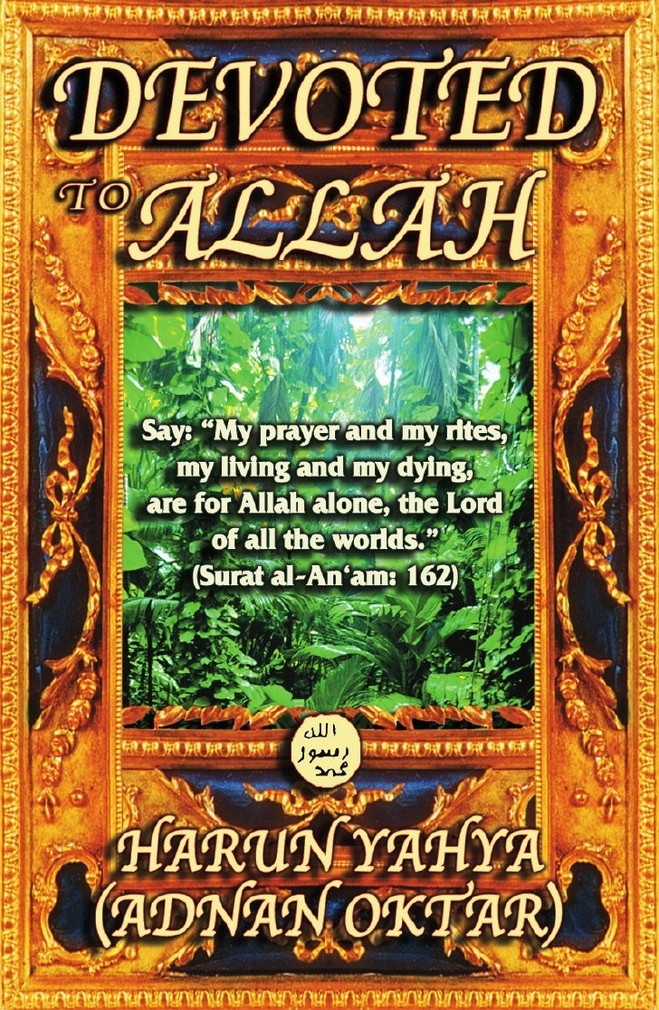 Muslim is actually the name Allah gives to those who adhere to His religion. The basic attribute, referred to in the Qur'a...