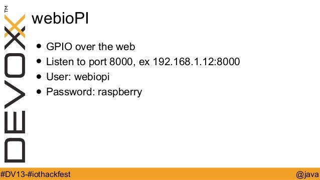 Wiringpi Java Library