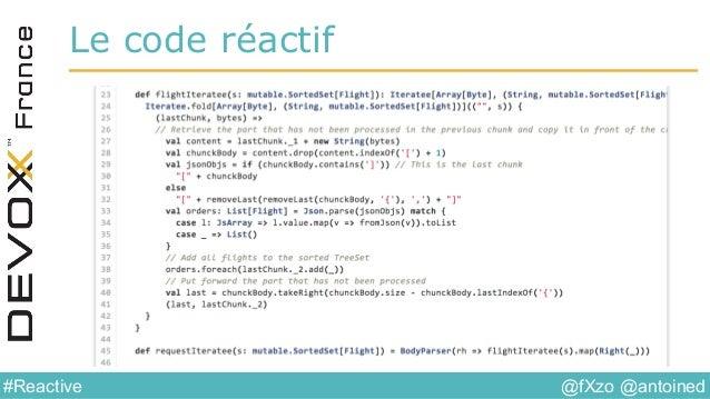 @fXzo @antoined#Reactive Le code réactif