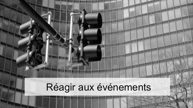@fXzo @antoined#Reactive Réagir aux événements