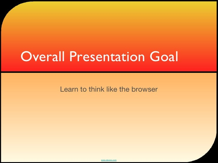 Caching web contents in the browser Slide 3