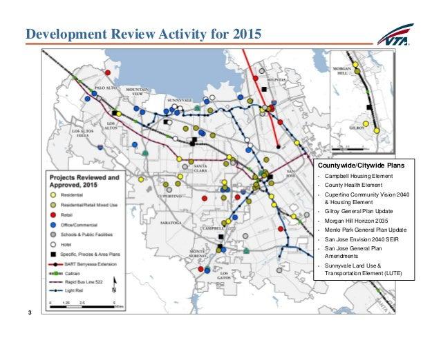VTA Development Review Annual Report