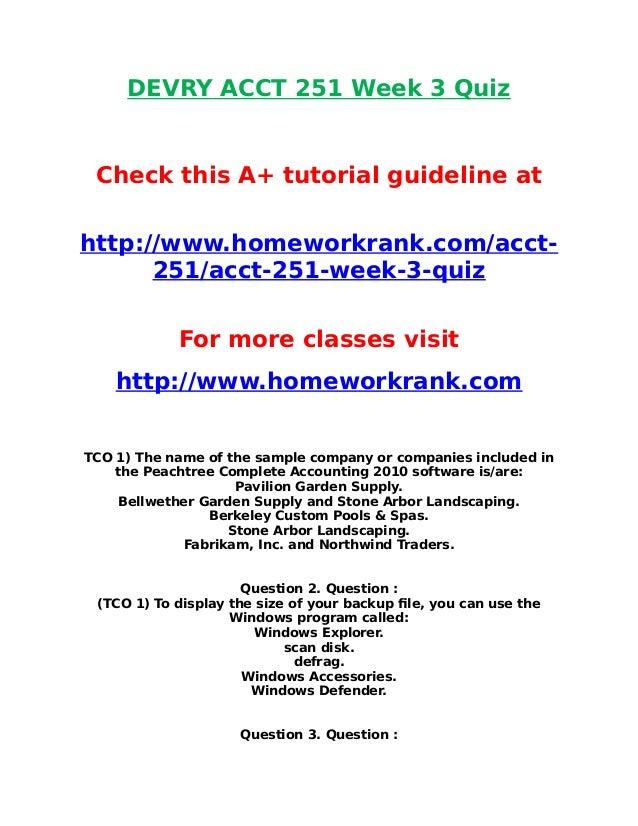 acct3708 tutorial week 3