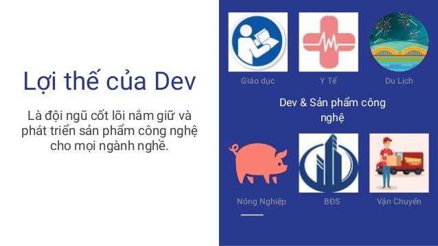 [Devday2019]  Dev start-up - By Le Trung, Founder & CEO at Hifiveplus and Edutalk Company Slide 3