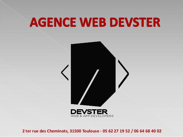 2 ter rue des Cheminots, 31500 Toulouse - 05 62 27 19 52 / 06 64 68 40 02