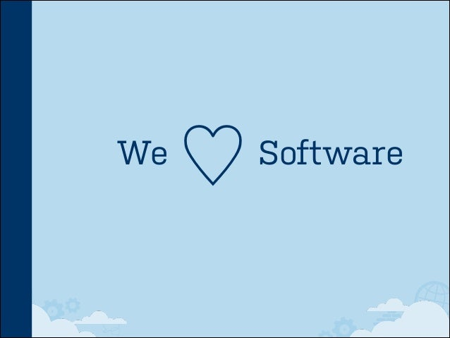 =  We  ♡  ss e in s Bu  of S  re a tw  Software