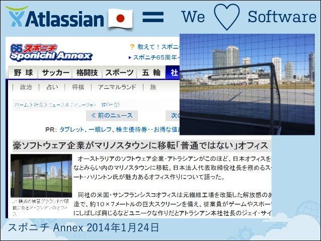 =  We  ♡  Software