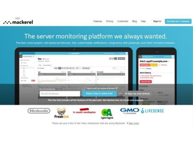 Alternatives and Competitors • PipelineDB • www.pipelinedb.com • Azure Stream Analytics • azure.microsoft.com/ja-jp/servic...