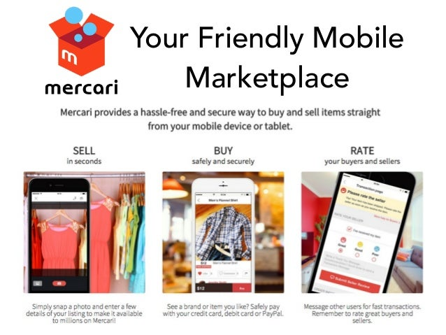 Your Friendly Mobile Marketplace