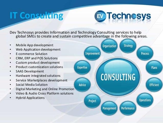 Information Technology Services : Dev technosys pvt ltd a leading information technology