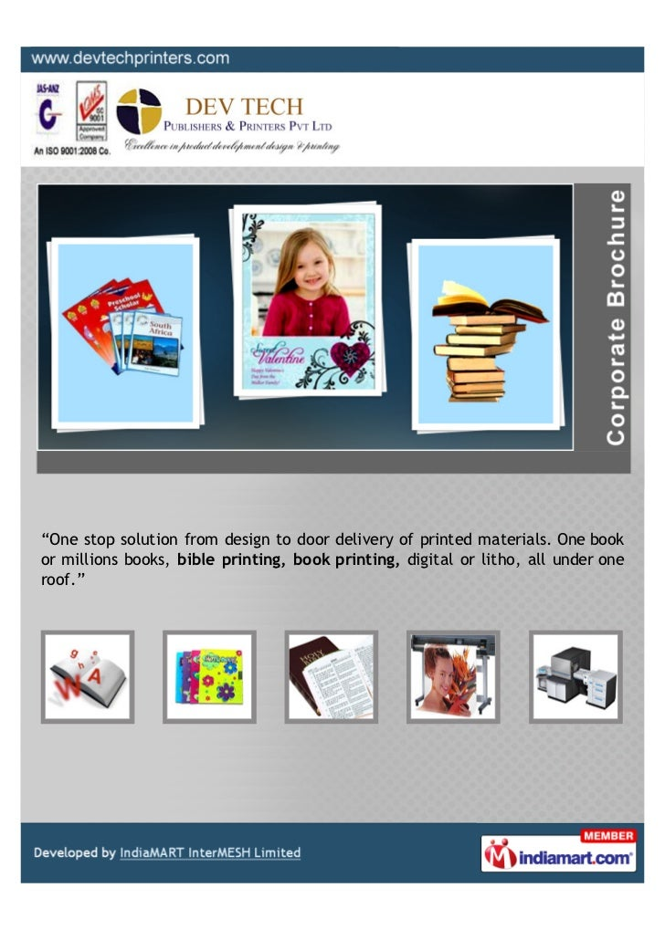 """""""One stop solution from design to door delivery of printed materials. One bookor millions books, bible printing, book prin..."""
