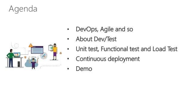 Dev/Test scenarios in DevOps world Slide 3