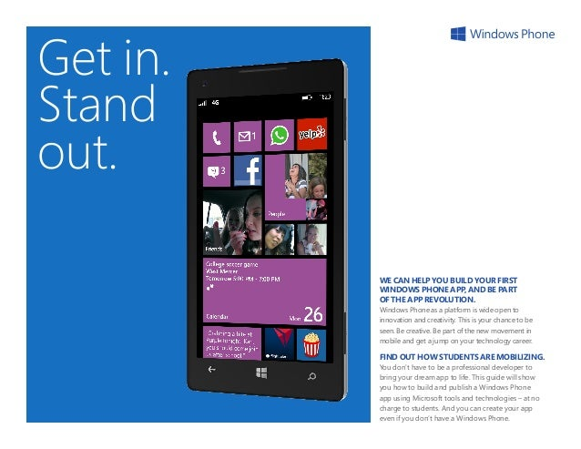 Windows Phone Guide