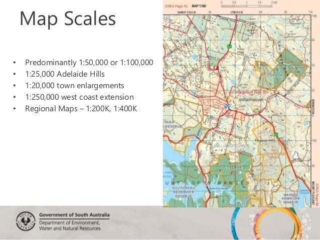 Status of Topographic Mapping in South Australia