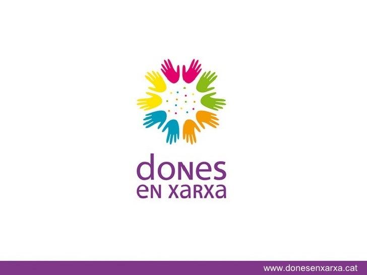www.donesenxarxa.cat