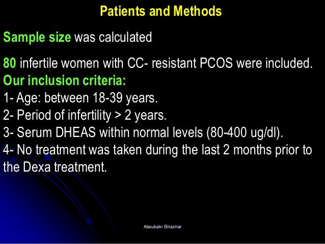Any PCOS women have success on Metformin and Clomid ...