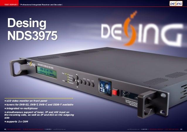 Lightning video input software