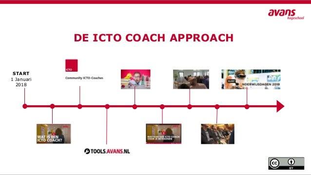 DE ICTO COACH APPROACH START 1 Januari 2018