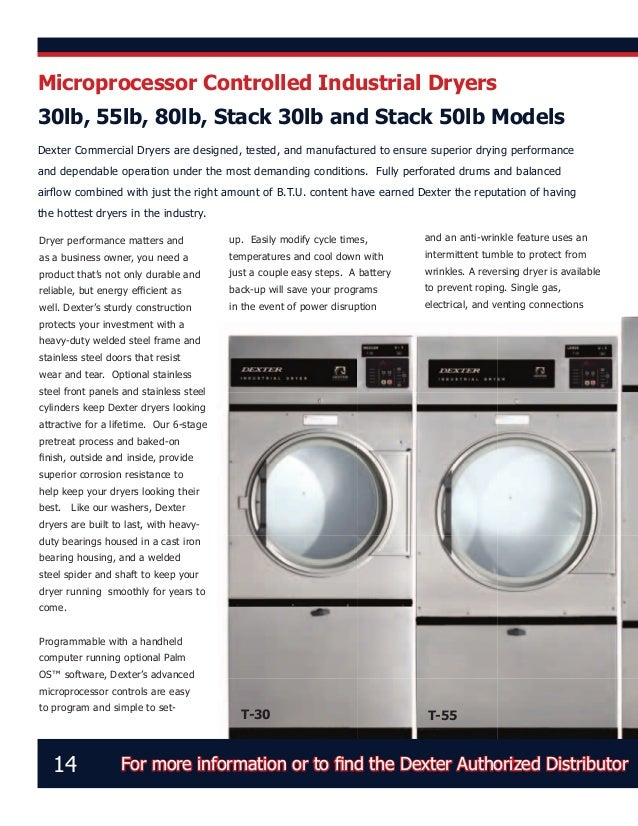 Dexter Commercial Dryer Wiring Diagram - Wiring Diagram