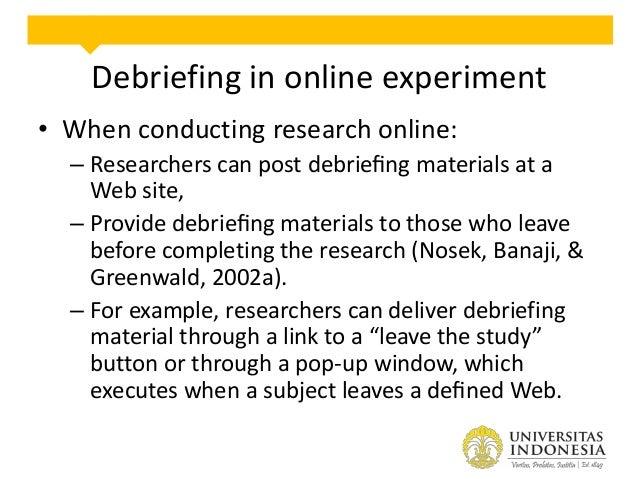 Debriefing - Wikipedia
