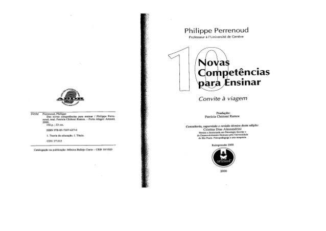 Dez+novas+competências+para+ensinar+ +parte+i