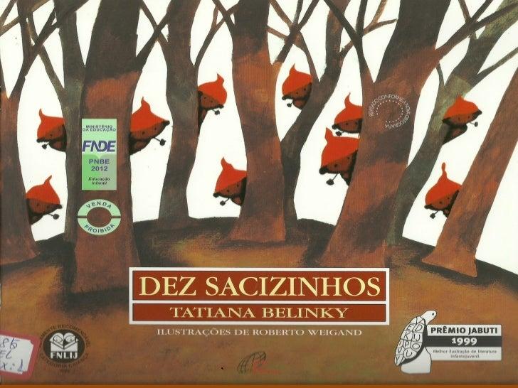 DEZ SACINHOS