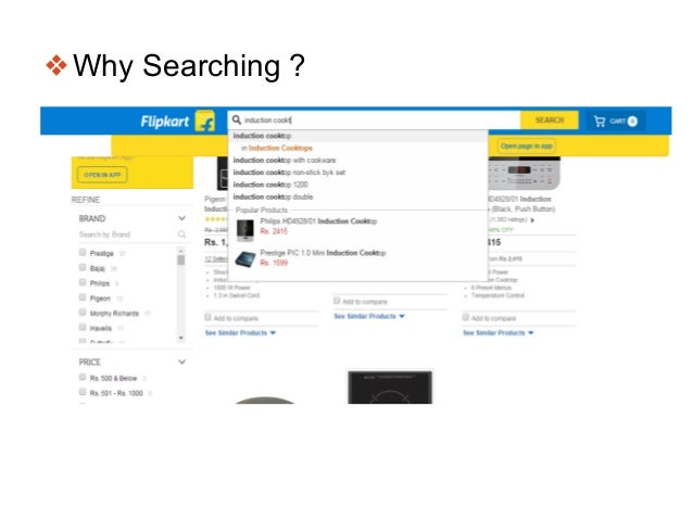 ❖Why Searching ?