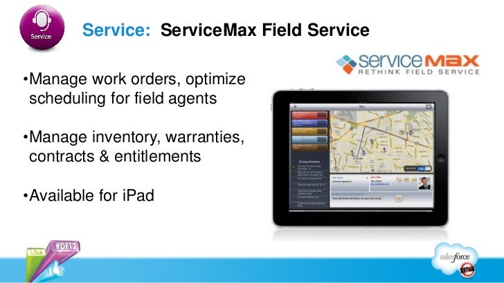 Salesforce Field Service Management : Salesforce platform extend your social strategy with the